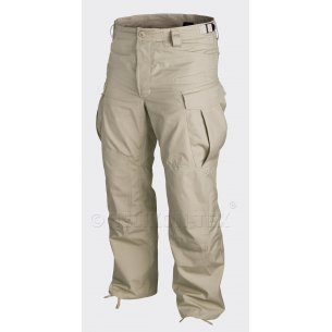 SFU ™ (Special Forces Uniform) Trousers / Pants - Ripstop - Beige / Khaki