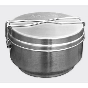 Helikon-Tex® Mess tin - Stainless steel