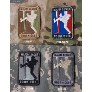 Mil-Spec Monkey Major League Doorkicker (Large) velcro patch