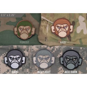 Mil Spec Monkey Logo velcro patch