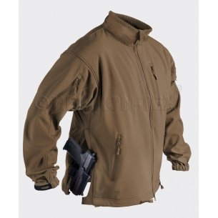 Helikon-Tex® JACKAL Jacket - Shark Skin - Coyote / Tan
