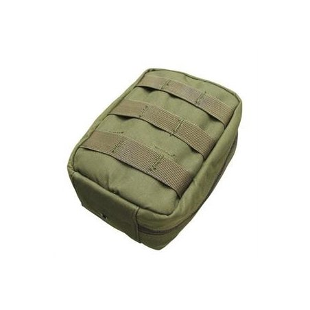 EMT Pouch Molle first aid kit (MA21-001) - Olive Green