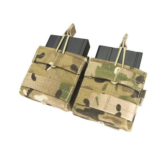 Double Open-Top M14 Mag Pouch (MA24-008) - Multicam®