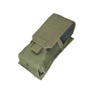 Single M4 Mag Pouch (MA5-001) - Olive Green