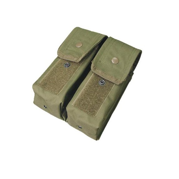 Double AR/AK Mag Pouch (MA6-001) - Olive Green