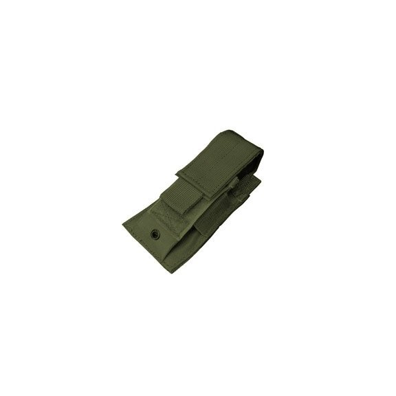 Single Pistol Mag Pouch (MA32-001) - Olive Green