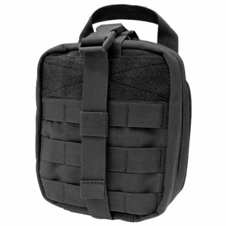 Rip-Away EMT Pouch first aid kit (MA41-002) - Black