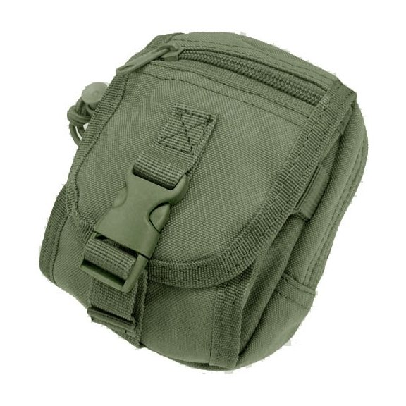 Gadget Pouch (MA26-001) - Olive Green
