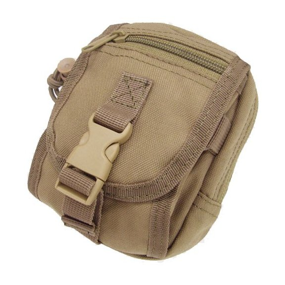 Gadget Pouch (MA26-003) - Coyote / Tan