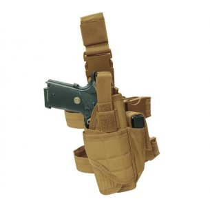 Condor® Tactical Leg Holster (TTLH-003) - Coyote / Tan