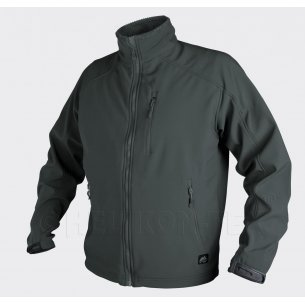 DELTA Jacket - Shark Skin - Jungle Green