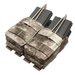 Condor® Double Stacker M4 Mag Pouch (MA43-009) - A-TACS AU Camo ™