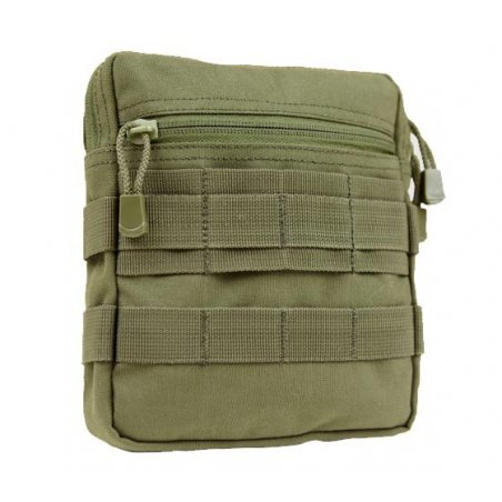 G.P. Pouch (MA67-001) - Olive Green