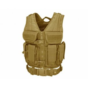 Condor® Elite Tactical Vest (ETV-003) - Coyote / Tan