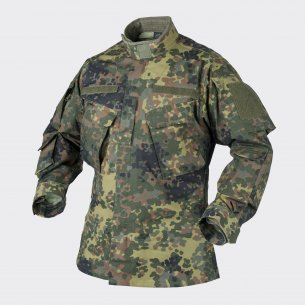 CPU ™ (Combat Patrol Uniform) Shirt - Ripstop - Flecktarn