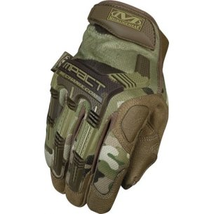 Mechanix Wear® The M-PACT® Tactical gloves - Multicam