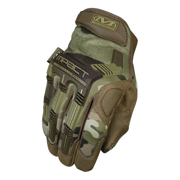 The M-PACT® Tactical gloves - Multicam