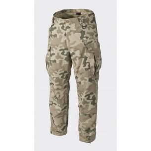 Helikon-Tex® Spodnie SFU Next® (Special Forces Uniform Next) - Ripstop - PL Desert