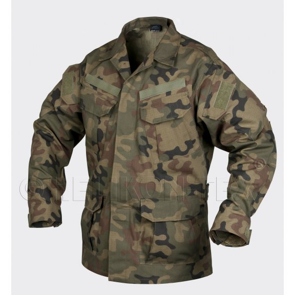SFU ™ (Special Forces Uniform) Shirt - Ripstop - PL Woodland