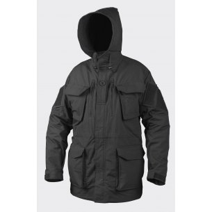 Helikon-Tex® PCS (Personal Clothing System) Smock Jacket - Black