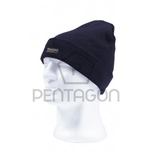 Watch Cap with Thinsulate Liner - Navy Blue