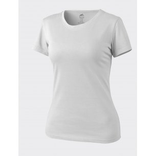 Women's T-shirt - Cotton - White