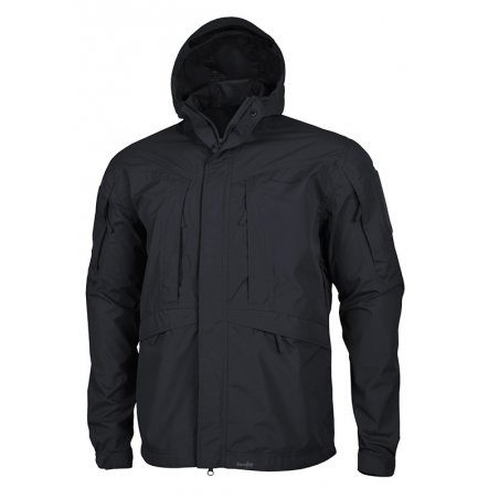 Monsoon Rain-Shell Jacket - Black