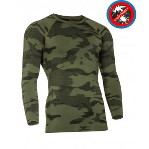 Tervel Koszulka OPTILINE LIGHT TACTICAL (OPT L1003) - Stop insect - Military / Grey