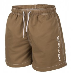 HIPPOCAMPUS Swimming shorts - Coyote / Tan