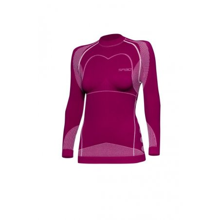 Shirt D/R Thermo Line W03 WOMEN - Violet