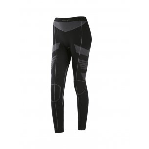 Pants Thermo Line W03 WOMEN - Black / Grey