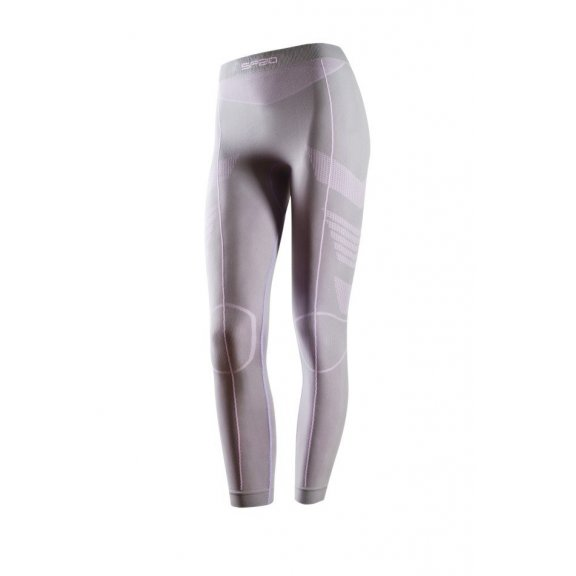 Pants Thermo Line W03 WOMEN - Light Grey / Pink