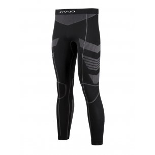 Pants Thermo Line W03 - Black / Grey