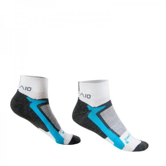 Socks MULTISPORT ACTIVE - White / Blue