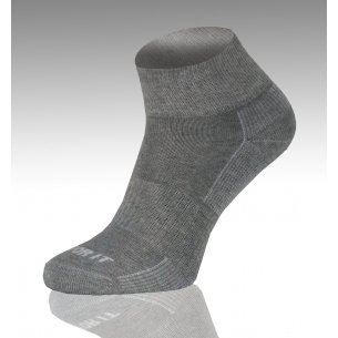 Short socks MULTISPORT RUN&BIKE SP 05 -  Grey