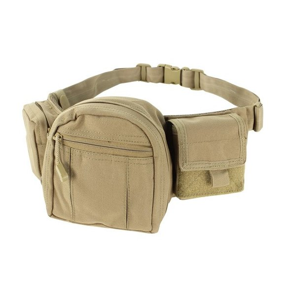 Fanny Pack (143-003) - Coyote / Tan