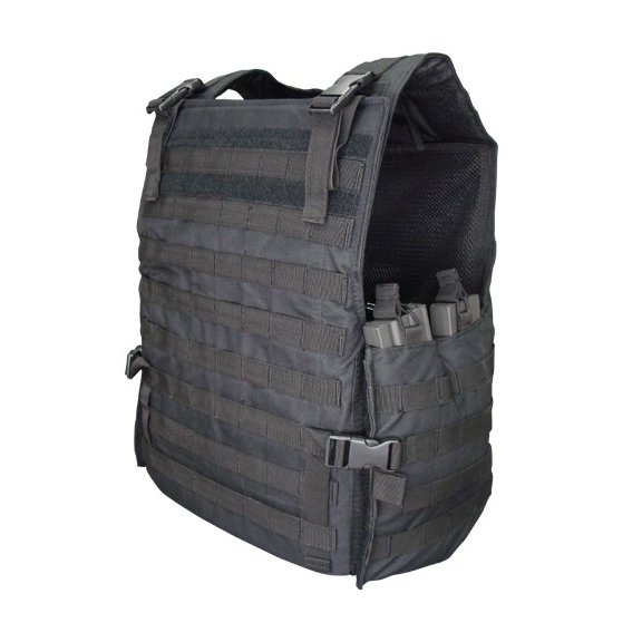 Modular Plate Carrier (MPC-002) - Black