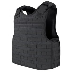 Condor® Defender Plate Carrier (DFPC-002) - Black