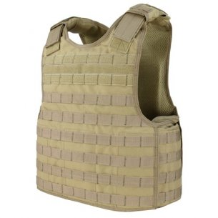 Condor® Defender Plate Carrier (DFPC-003) - Coyote / Tan