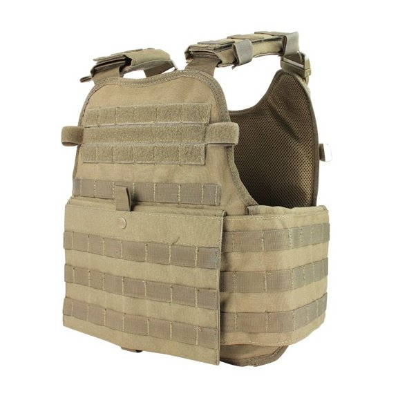 Modular Operator Plate Carrier (MOPC-003) - Coyote / Tan
