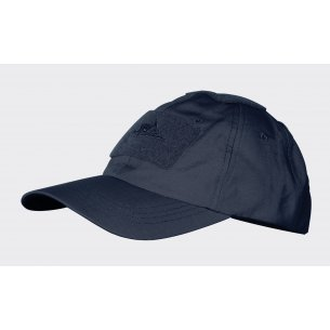 Baseball Cap - Ripstop - Navy Blue