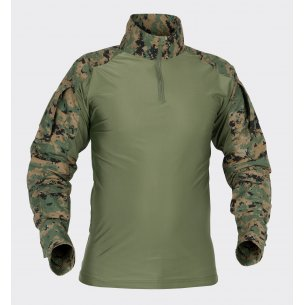 COMBAT Shirt - Marpat USMC Digital Woodland