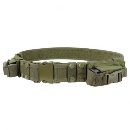 Tactical Belt (TB-001) - Olive Drab