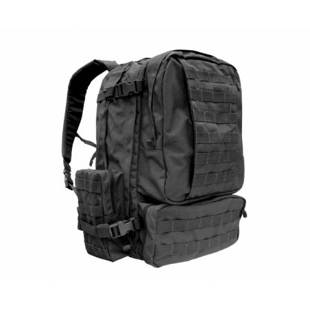 Backpack 3-Days Assault Pack (125-002) - Black