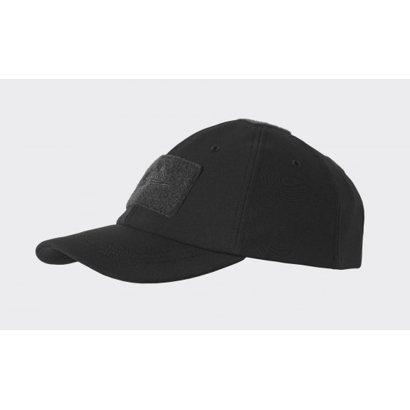 Baseball WINTER Cap - Shark Skin - Black