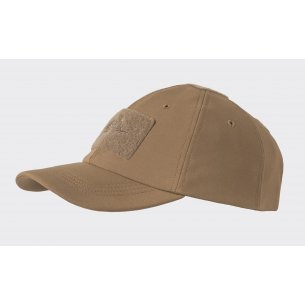 Baseball WINTER Cap - Shark Skin - Coyote / Tan