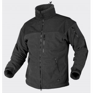 CLASSIC ARMY Fleece jacket - Windblocker - Black