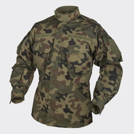 CPU ™ (Combat Patrol Uniform) Shirt - Ripstop - PL Woodland