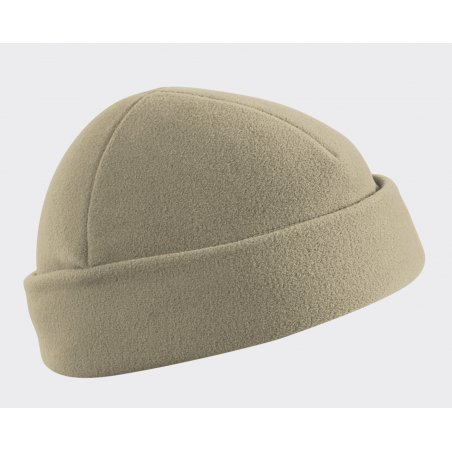 Watch Cap - Fleece - Beige / Khaki