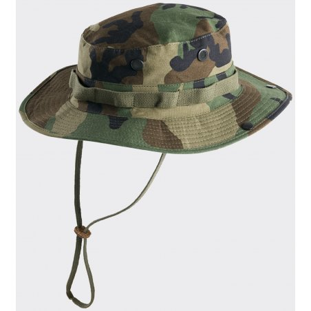 BOONIE Hat - NyCo Ripstop - US Woodland